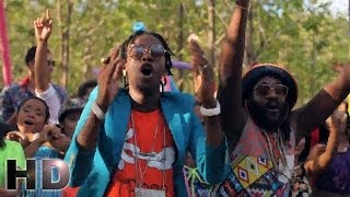 Tarrus Riley Ft. Chi Ching Ching - Tun Up The Music [Official Music Video HD]