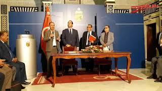 توقيع اتفاقية الزيادة في القطاع الخاص بـ6.5%