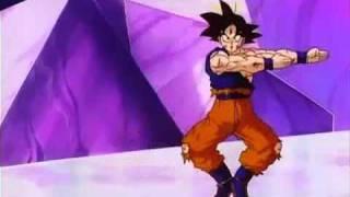 Goku le enseña la fusion a Vegeta (LATINO)