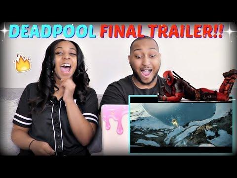 Xxx Mp4 Deadpool 2 The Final Trailer REACTION 3gp Sex