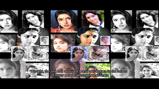 Actress Revathi Suresh Chandra Menon Biography |IN TAMIL WITH ENGLISH SUBTITLES