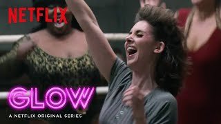 GLOW | Team Bonding | Netflix