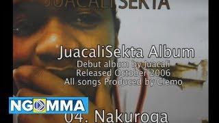 04. Juacali - Nakuroga (JuacaliSekta Album)
