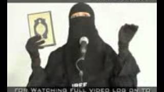 A Urdu Talk by Sis. Amtul Mateen - Part-1.mp4