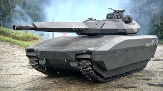 The World's Top 10 Main Battle Tanks - Military Documentary