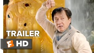 Kung Fu Yoga Official Trailer 1 (2017) - Jackie Chan Movie