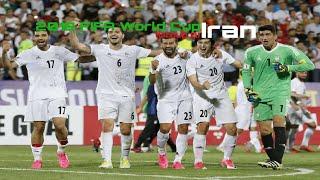2018 FIFA World Cup (Group B) - Iran