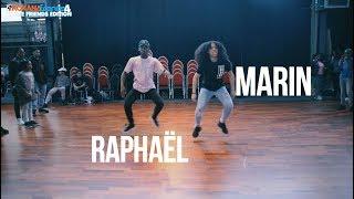 Marin & Raphaël   Orokana Friends Workshops 4   Afro Dance