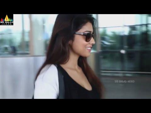 Shreya Saran & Richa Chaddha Spotted at Mumbai Airport | Sri Balaji Video