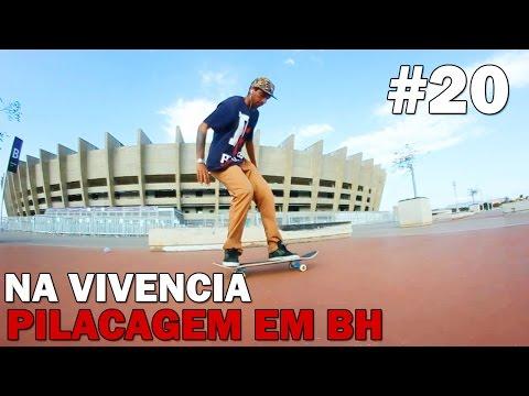 CORRE PILACO DOS ATLETA EM BH - NA VIVENCIA #20
