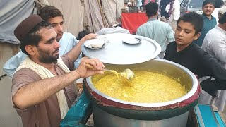 People Crazy For Chicken Soup And Corn Soup With Desi Eggs | Karkhano Market | Street Food Ranger