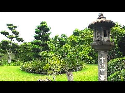Japanese Music - Traditional Bamboo Flute, Koto, Shamisen - Zen Music