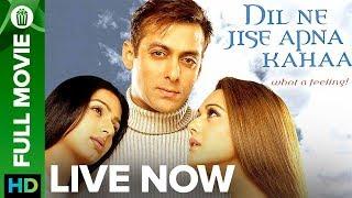Dil Ne Jise Apna Kahaa  | Full Movie LIVE on Eros Now | Salman Khan, Preity Zinta, Bhoomika Chawla