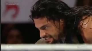 #6 Roman Reigns Vs Luke Gallows   WWE Thursdayy Night SMACKDOWN 2 June 2016