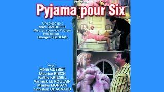 Pyjama pour six -  Pièce de théâtre