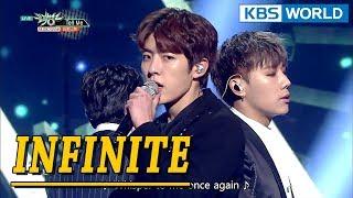 INFINITE (인피니트) - Tell Me [Music Bank HOT Stage / 2018.01.19]