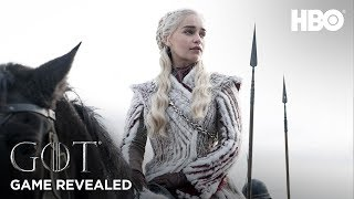Game of Thrones | Season 8 Episode 1 | Game Revealed (HBO)