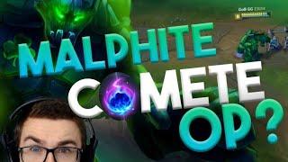 MALPHITE AP COMETE : HIDDEN OP ? [CONDENSÉ]