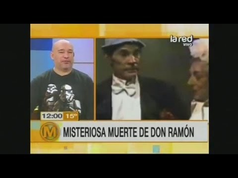SALFATE La Misteriosa Muerte de Don Ramón