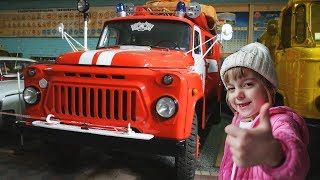 William Watermore the Fire Truck | Real City Heroes RCH - Videos For Children