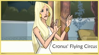 Class of the Titans - Cronus' Flying Circus