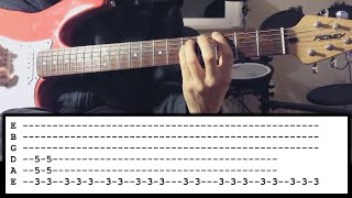 Volbeat - The Devil's Bleeding Crown - Guitar Lesson