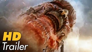 ATTACK ON TITAN Trailer 2 (2015) Live Action Movie