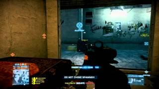 rivaLxfactor and lvlcap versus Matimi0 and MongolFPS battlefield 3 gameplay