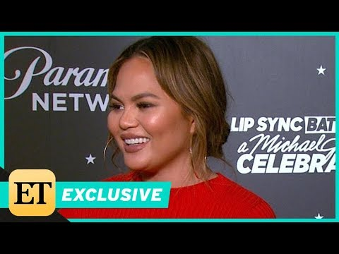 Xxx Mp4 Pregnant Chrissy Teigen Says Even More Kids Are In The Future For Her And John Legend S Future E… 3gp Sex