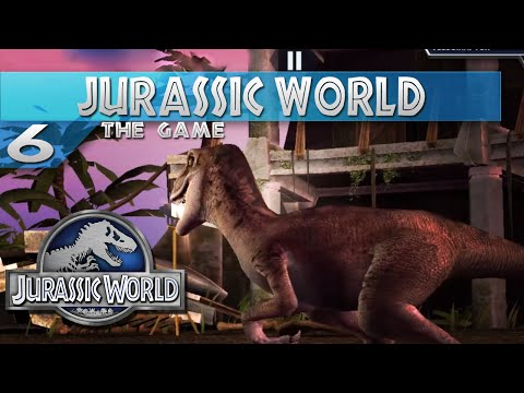 Jurassic World || 6 || Arena Showcase Battles Mp3