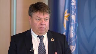 Exclusive interview with WMO Secretary-General Petteri Taalas