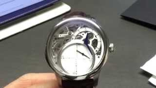Maurice Lacroix second mysterious watch