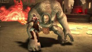 God of War - Chains of Olympus [HD Collection] (PSP / PS3) - Part 2