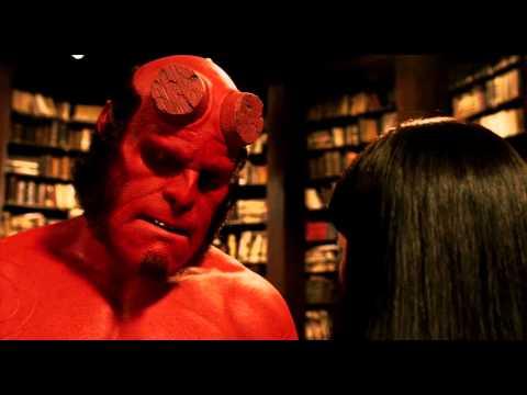 Hellboy (2004) - Most Touching Scene HD