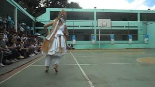 Dança pra Omolú-Wallace CEBEG