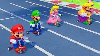 Super Mario Party - All Skill Minigames