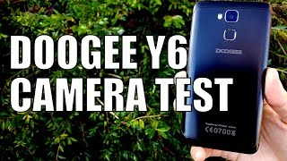 Doogee Y6 Camera Test/Video recording/Picture samples/Back&Front(Camera review)Selfie/Audio/Mic
