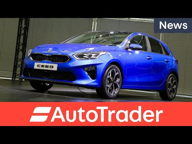 Exclusive look at the new Kia Ceed, rival to the Focus, Astra, and Golf