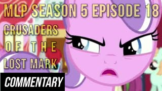 [Blind Commentary] My Little Pony: FiM Season 5 Episode 18 -
