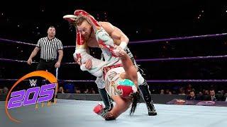 Gran Metalik vs. Buddy Murphy: WWE 205 Live, Sept. 11, 2018