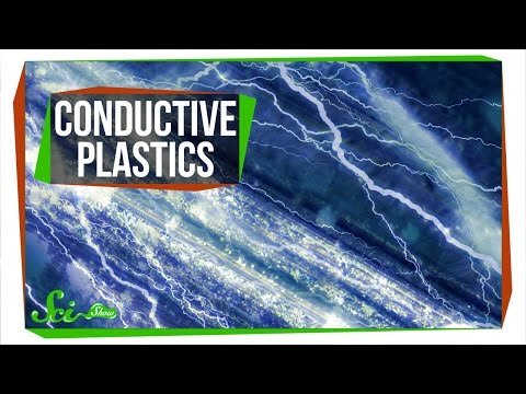 A Plastic That Conducts Electricity