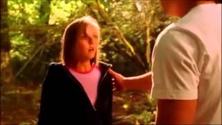 Smallville. tv show.  Quicksand scene.