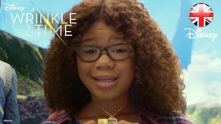 A WRINKLE IN TIME   Clip - They Speak In Colour!   Official Disney UK