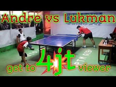 Andre Amazing Kid vs Lukman