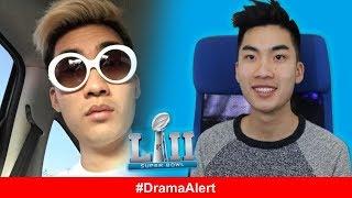 RiceGum SUPER BOWL COMMERCIAL!! #DramaAlert Bill Murray ROASTS Logan Paul