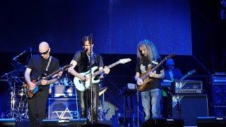 Final Jam G3 (Joe Satriani, Steve Vai, Guthrie Govan) @ RockInRoma 2016