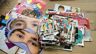My One Direction Cards, Mini Posters and Holiday Cards !