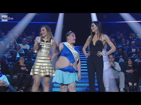 Xxx Mp4 Miss Illude Rosaria Miele Elisabetta Gregoraci E Fatima Trotta Made In Sud 26 04 2017 3gp Sex