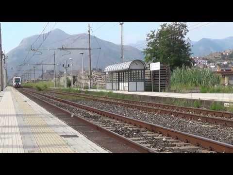 IC 1573 Roma ReggioCalabria in transito a Praja Ajeta Tortora 08.09.2013 16 05