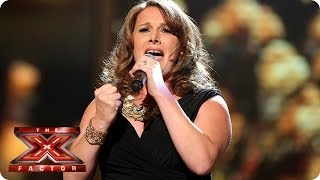Sam Bailey sings Power of Love -- Live Week 1 - The X Factor 2013